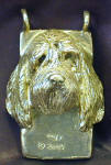 Otterhound Clicker Pendant