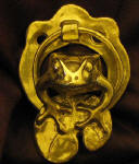 Frog Small Door Knocker