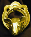 Mouse Door Knocker