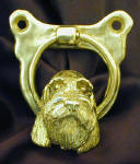 Spinone Italiano Door Knocker