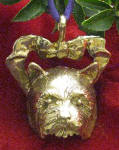Norwich Terrier Ornament